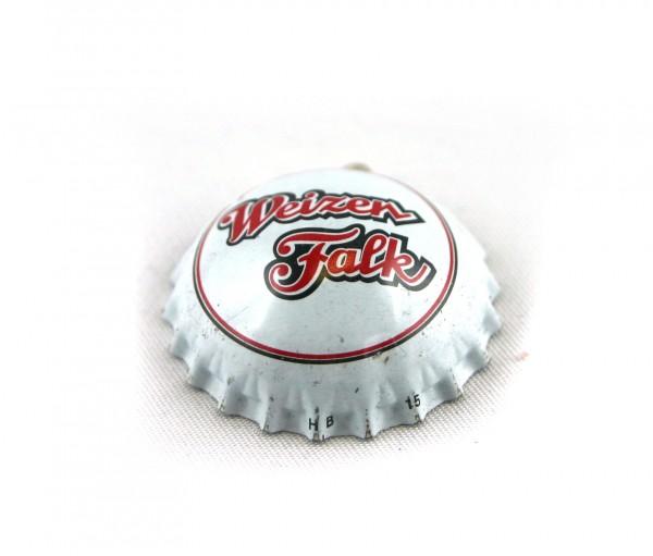 Kronkorkenanhänger Weizen Falk - Brauerei Kummert