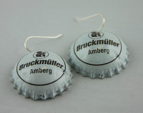 Kronkorkenohrhänger Bruckmüller - Brauerei Bruckmüller