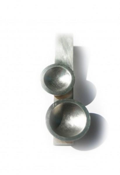 Schalenanhänger - Silberanhänger mit Schalen